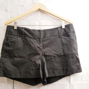 🎁 Express Design Studio Black Shorts 12